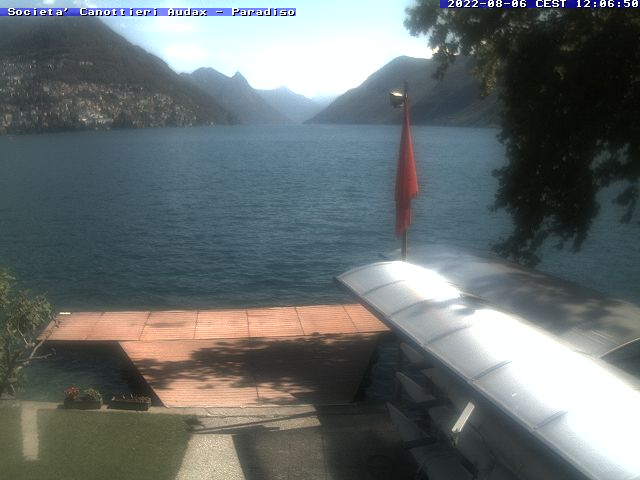 webcam Canottieri Audax Paradiso