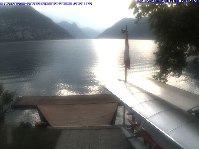 Lugano Paradiso Canotteria Aud